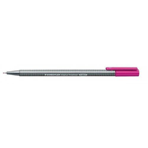 """Liner """"Triplus 334"""", fialová mauve, 0,3mm, STAEDTLER"""