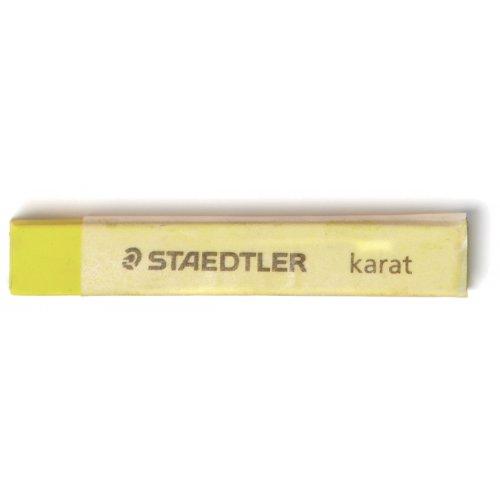 Křída pastelová měkká KARAT - citronově žlutá