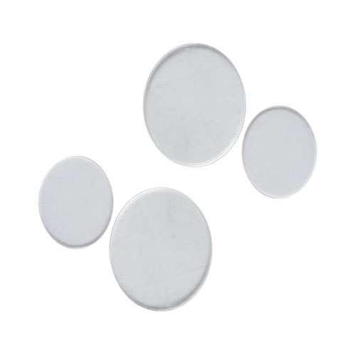 Akrylové placičky - Oválky