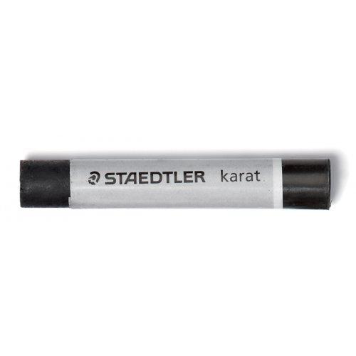 Olejový pastel KARAT STAEDTLER - barva černá