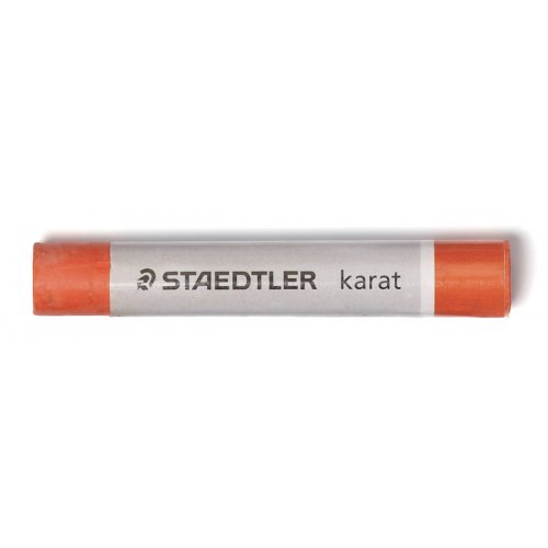 Olejový pastel KARAT STAEDTLER - barva rumělka