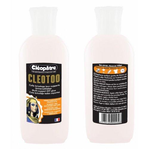 Lepidlo na neporézní materiály CLEOTOO 100 g