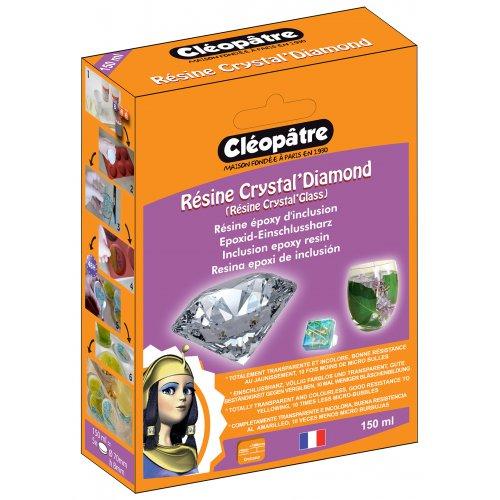 Křišťálová pryskyřice Crystal Diamond 150 ml