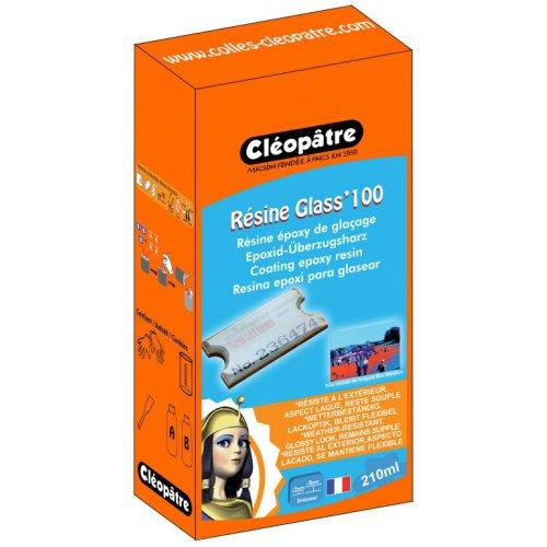 Křišťálová pryskyřice Glass Flex 210 ml