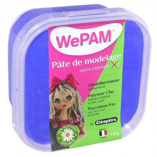 Samotvrdnoucí polymerová modelovací hmota WePAM 145g - Modrá