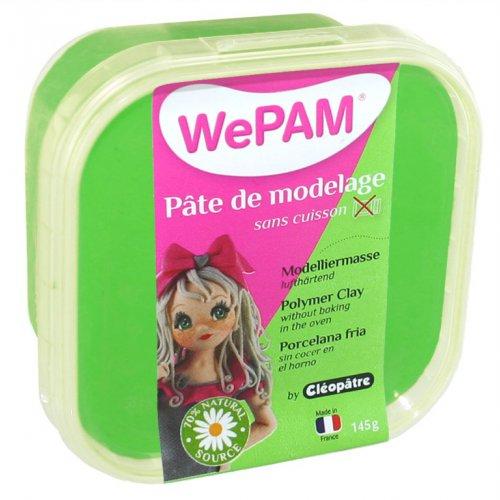 Samotvrdnoucí polymerová modelovací hmota WePAM 145 g - Zelená