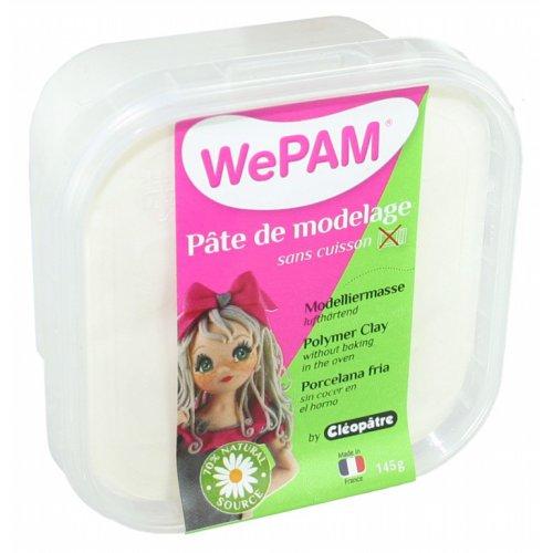 Samotvrdnoucí polymerová modelovací hmota WePAM 145g - Bezbarvá