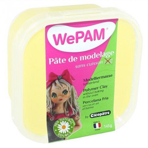 Samotvrdnoucí polymerová modelovací hmota WePAM 145 g VANILKOVÁ