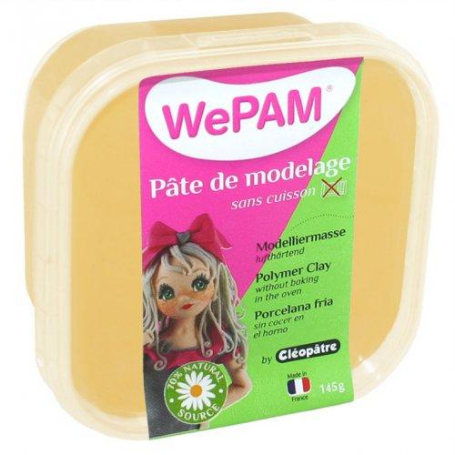 Samotvrdnoucí polymerová modelovací hmota WePAM 145g - Písková