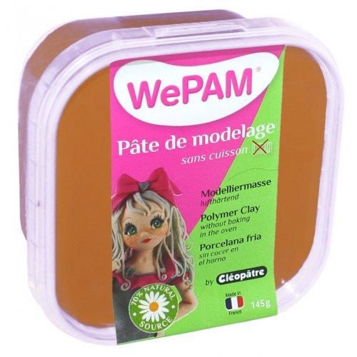Samotvrdnoucí polymerová modelovací hmota WePAM 145 - Karamelová
