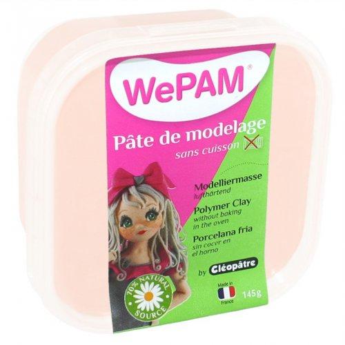 Samotvrdnoucí polymerová modelovací hmota WePAM 145g -Tělová barva