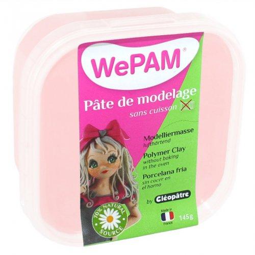 Samotvrdnoucí polymerová mod. hmota WePAM145g - Těl. bar. na panenky