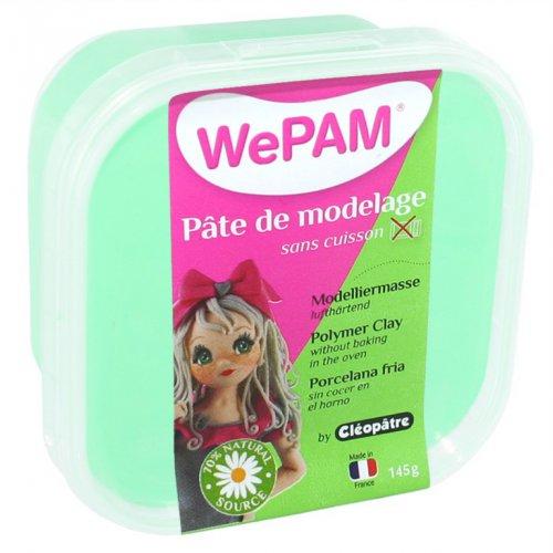 Samotvrdnoucí polymerová modelovací hmota WePAM 145g - Mátová