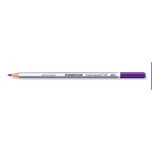 Akvarelová pastelka KARAT fialová STAEDTLER
