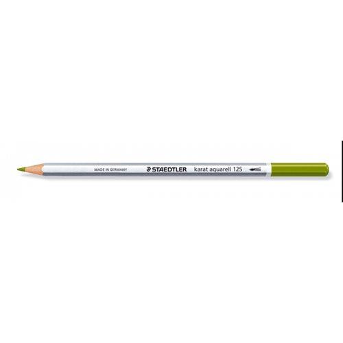 Akvarelová pastelka KARAT olivová zelená STAEDTLER