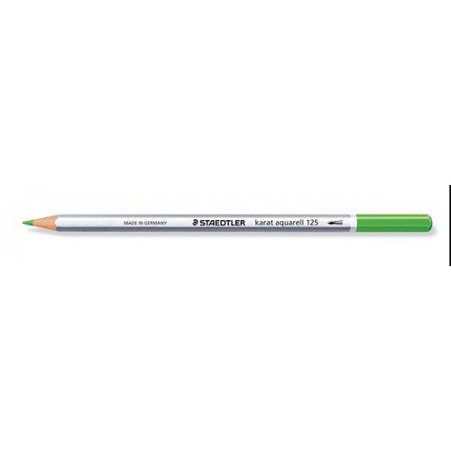 Akvarelová pastelka KARAT svěží zelená STAEDTLER