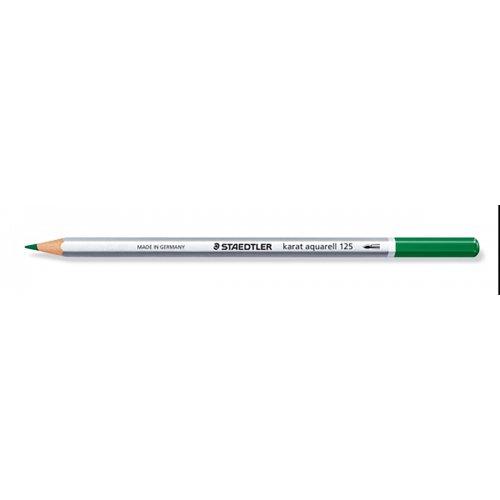 Akvarelová pastelka KARAT zelená STAEDTLER