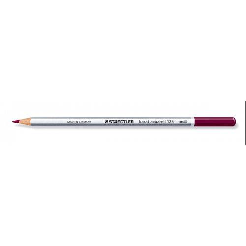 Akvarelová pastelka KARAT toskánská červená STAEDTLER