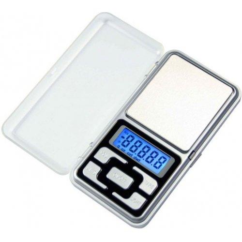 Váha kapesní digitální 200g / 0.01g + Tabulka pro míchání barev ZDARMA