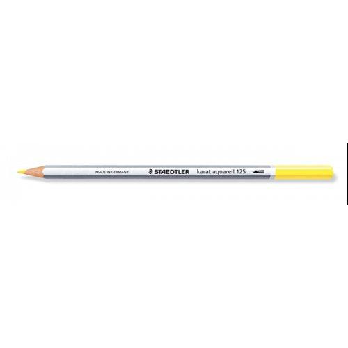 Akvarelová pastelka KARAT světle žlutá STAEDTLER