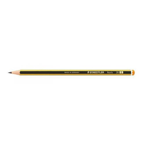 "Grafitová tužka ""Noris"", 2B, šestihranná, STAEDTLER"