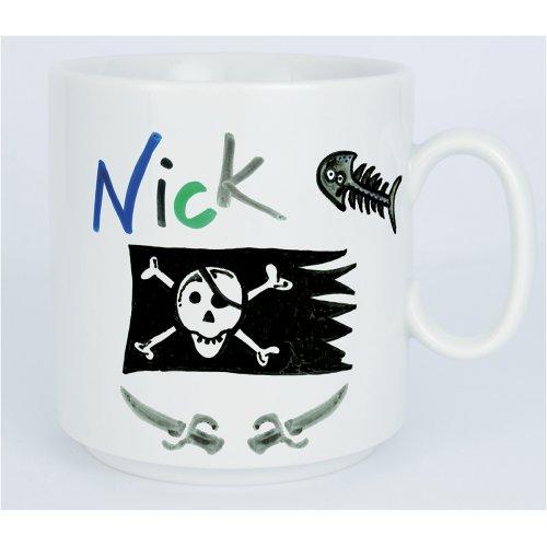 Fix na porcelán KREUL EASY oranžová - 16361_image2.jpg