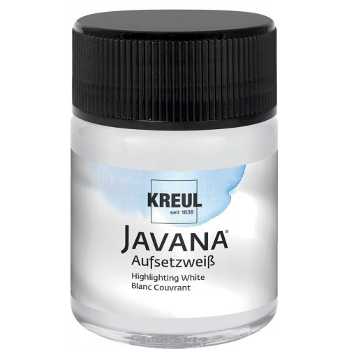 Zvýrazňovač bílý JAVANA 50 ml