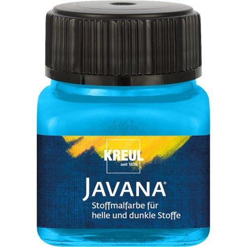 Barva na světlý a tmavý textil JAVANA 20 ml světle modrá