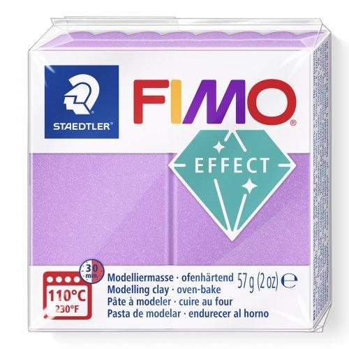 FIMO efekt lila perleťová 57g