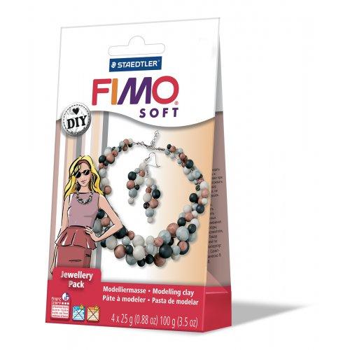 FIMO Soft DIY šperková sada PERLY