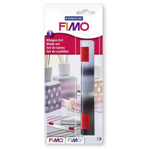 FIMO sada nožů - nerezová ocel 3 ks