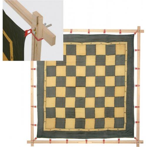 Natahovací rám pro textil a hedvábí JAVANA 2 délka do 100 cm