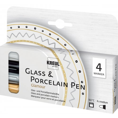 Sada Fix na sklo a porcelán KREUL METALLIC 5 barev - CK16415.jpg