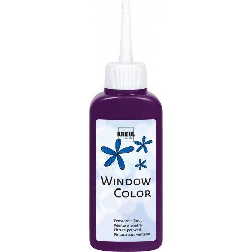 Barva na sklo WINDOW COLOR 80 ml fialová