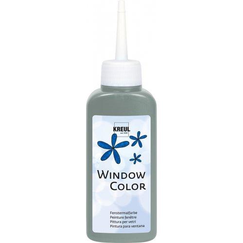 Barva na sklo WINDOW COLOR 80 ml šedá myš