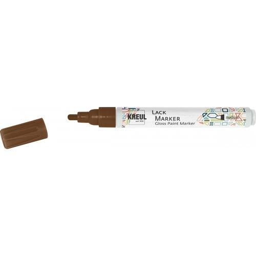 Lakový popisovač KREUL medium 2 - 4 mm měděný