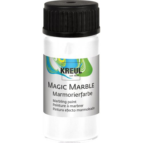 Mramorovací barva Magic Marble 20 ml bezbarvá