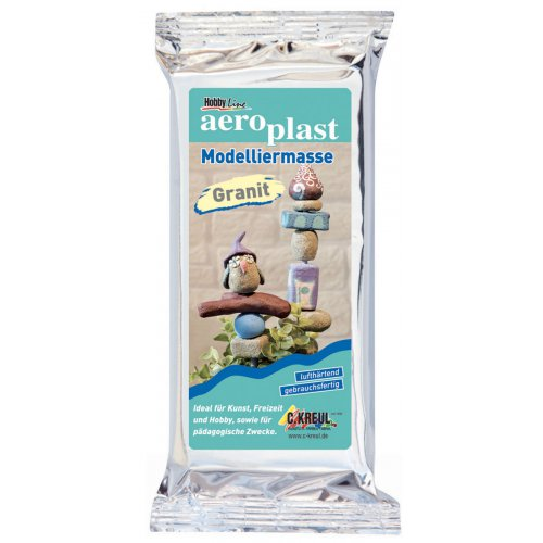 Modelovací hmota Aeroplast - Granit 400 g