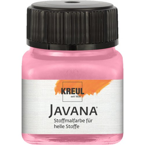 Barva na světlý textil JAVANA 20 ml fluorescenční růžová