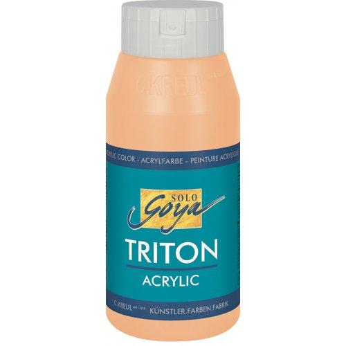 Akrylová barva TRITON SOLO GOYA 750 ml terakota