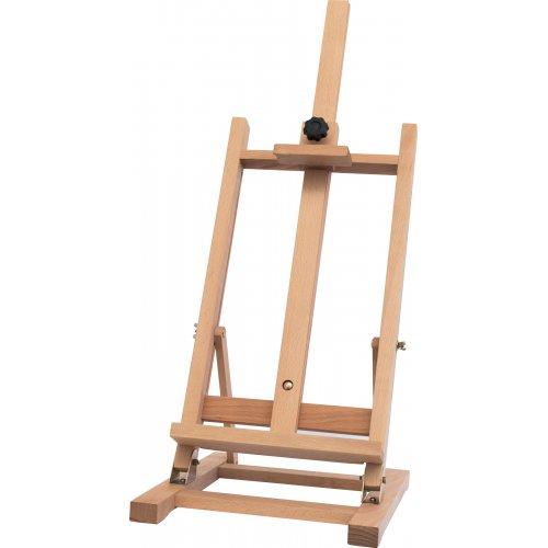 Malířský stojan SOLO GOYA stolní bukové dřevo lakovaný