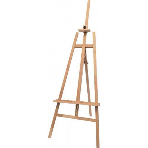 Malířský stojan SOLO GOYA akademický bukové dřevo nasákle v lněném oleji