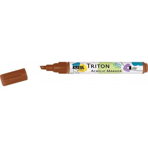 Akrylový Paint Marker TRITON SOLO GOYA 1-4 mm oxid tmavě hnědá