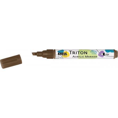 Akrylový Paint Marker TRITON SOLO GOYA 1-4 mm hnědá havana