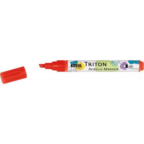 Akrylový Paint Marker TRITON SOLO GOYA 1-4 mm rumělková