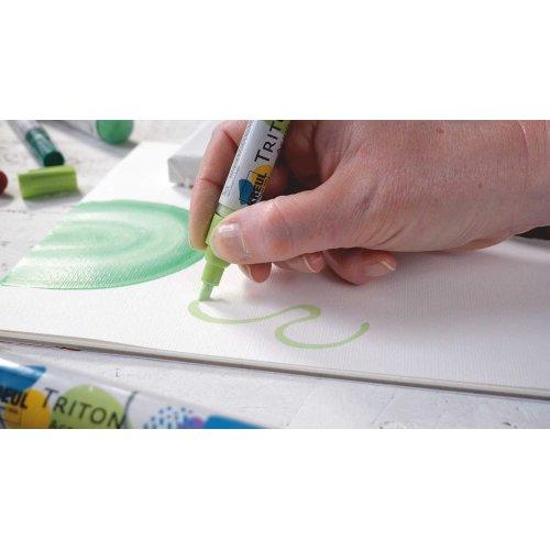 Akrylový Paint Marker TRITON SOLO GOYA 1-4 mm lila - Triton Acrylic Paint Marker_image7.jpg