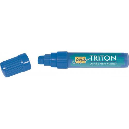 Akrylový Paint Marker TRITON SOLO GOYA 15 mm kobaltová modrá