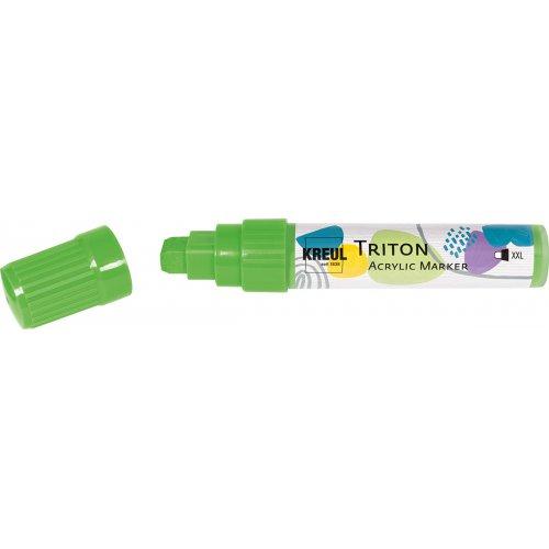Akrylový Paint Marker TRITON SOLO GOYA 15 mm nažloutlá zelená