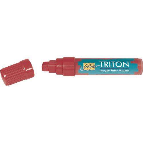 Akrylový Paint Marker TRITON SOLO GOYA 15 mm karmínová