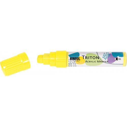 Akrylový Paint Marker TRITON SOLO GOYA 15 mm citrónová